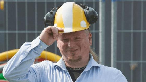 Wywiad z Mariuszem Drzewińskim, Renovatiebedrijf Mariusz